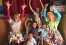 """Presentaron obra de teatro infantil """"Maraca y Pandereta una historia en Do Mayor"""", en Sahuayo"""