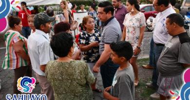 EN LA YERBABUENA SE REALIZA LA CUARTA JORNADA DE GOBIERNO EN TU COLONIA