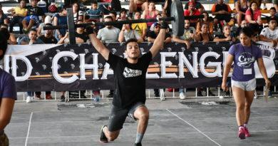 Club Sparta de Crossfit realizó The barbel weekend challenge 2019 en Sahuayo