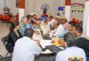 En Pajacuarán se llevo a cabo reunión con el Sub-Director de Desarrollo Agropecuario