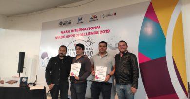 Michoacanos crean proyectos para la NASA