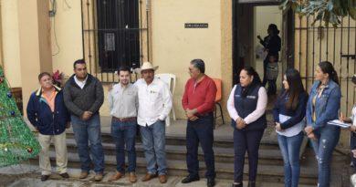LLEGAN A COJUMATLÁN SERVICIOS DE SALUD