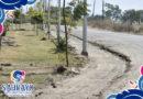CONSTRUYEN PARQUE LINEAL EN LAS COLONIAS FLAMINGOS – SAN MIGUEL