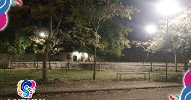 REHABILITAN PARQUE DE LOMAS DE SANTIAGO