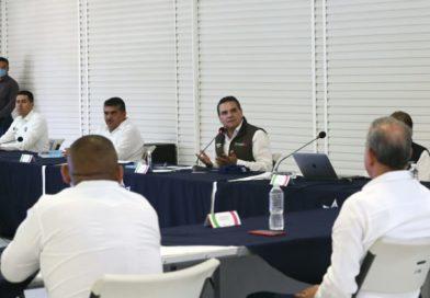 Invita Silvano a municipios a romper cadena de contagio y desinformación  ante COVID-19