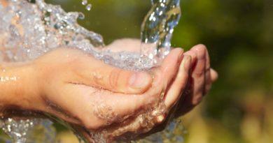 Desde casa se puede reforzar el uso eficiente del agua
