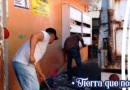 Sin descanso siguen las acciones de limpieza y desinfección de calles y espacios públicos