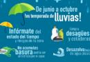 EN ESTA TEMPORADA DE LLUVIAS