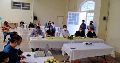 Cuarta reunió del organismo intermunicipal de Residuos Sólidos en Cojumatlán
