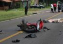 OTRO ACCIDENTE DE MOTOCICLISTA MAS EN TAANGAMANDAPIO