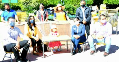Entrega IIFEEM mobiliario a escuelas de Zitácuaro