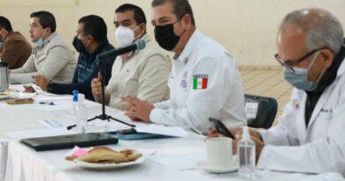 Apoya IEESSPP con acciones contra COVID-19 en Zitácuaro