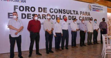 Agrónomos y productores apuestan a Carlos Herrera Tello