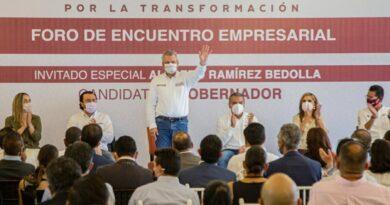 Inseguridad en Michoacán, producto de la corrupción: Ramírez Bedolla