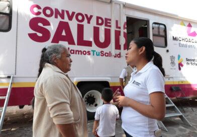 Atendidas 147 comunidades a través de los Convoyes de la Salud