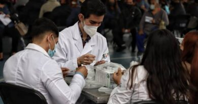 Hoy inició segunda dosis de vacunación para treintañeros en Sahuayo