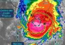 Huracán Rick, categoría 2, toca tierra en Guerrero; Michoacán, en alerta por fuertes lluvias