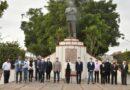 RECUERDAN EN SAHUAYO AL GRAL. LAZARO CARDENAS EN SU 51 ANIVERSARIO LUCTUOSO